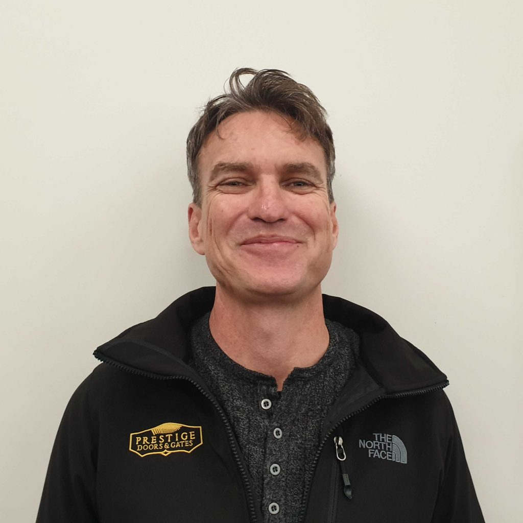 Derek Williams Gate Manager
