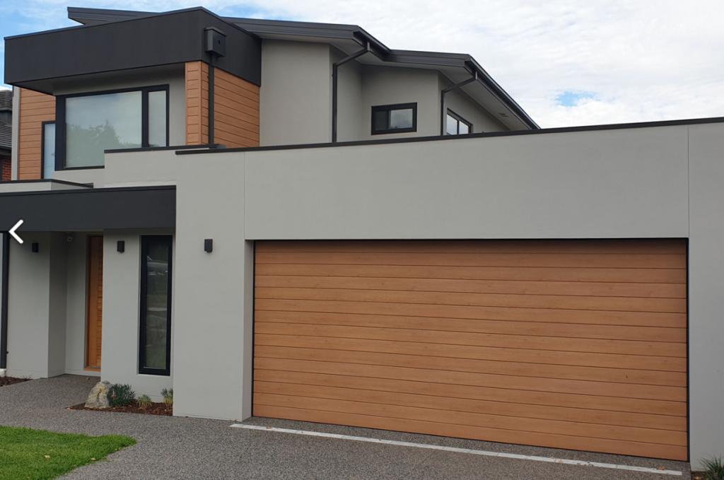 Euroclad Composite Garage Door