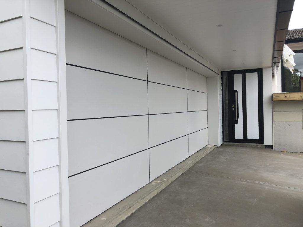 Altec Aluminium Garage Door