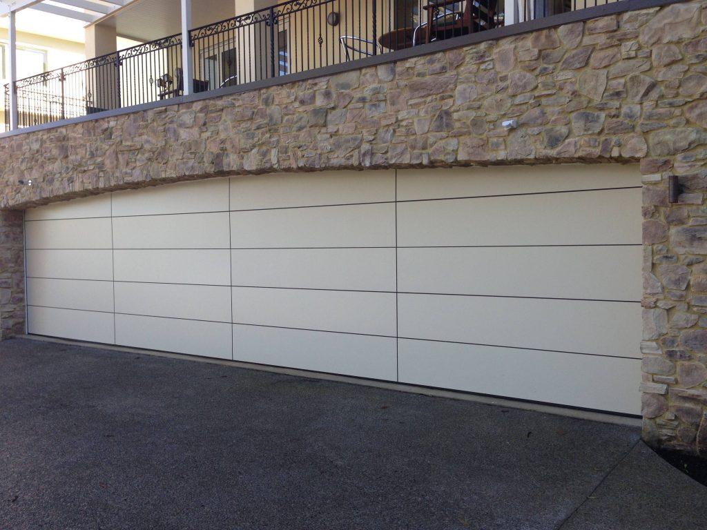 8.2 Metre Oversize Altec Garage Door